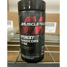 MuscleTech Hydroxycut Hardcore Elite 100 Caps ***SHED FAT***FREE SHIPPING***