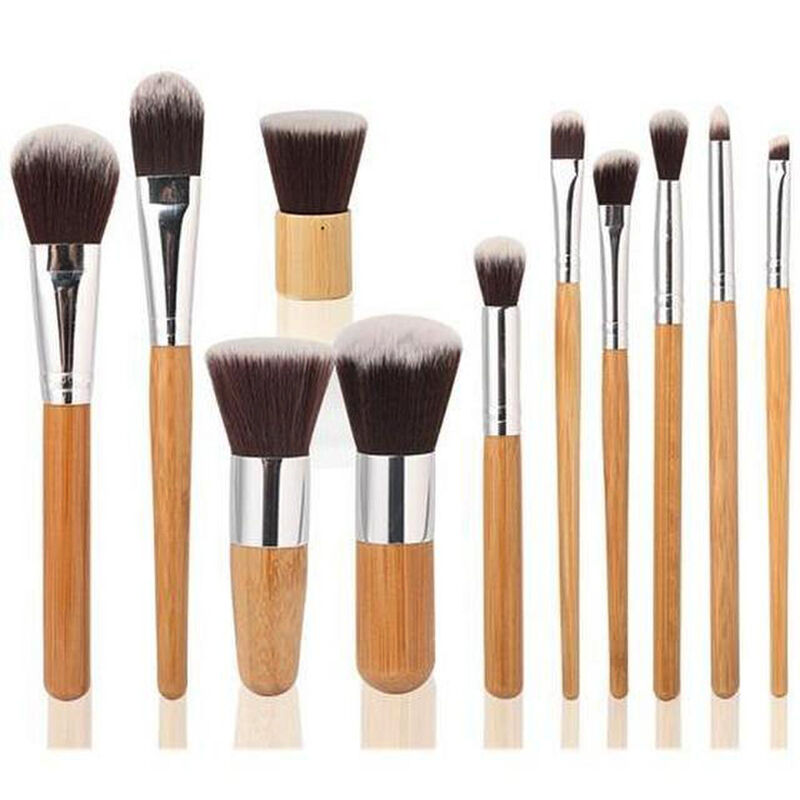 Makeup brush set ebay review