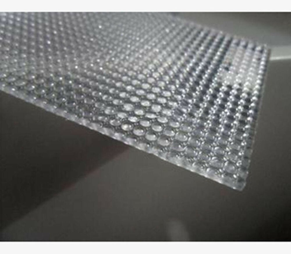 Transparent Acrylic Panel Sheet Plexiglass Plastic Plate