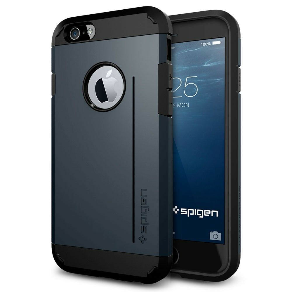 ebay iphone 4 case spigen tough armor s for iphone 6 4 7 quot ebay 14038