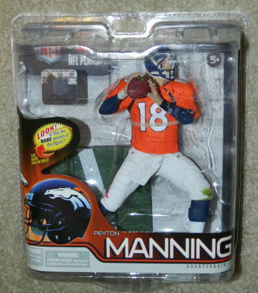 Amazon.com: peyton manning action figure