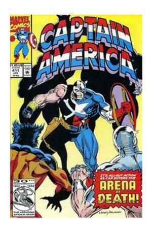 Something is. Avengers captain america comic book covers opinion obvious