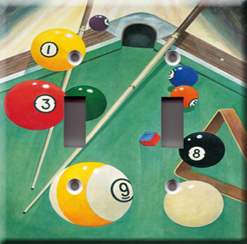 Billiards Game Play Model 1