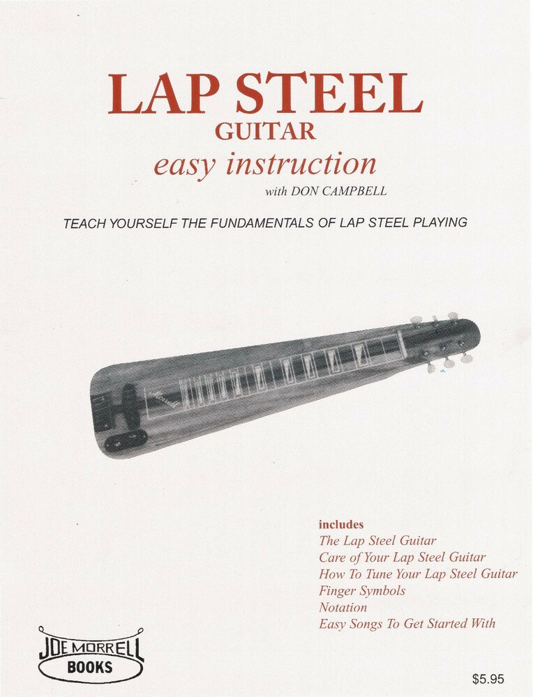 Lap steel guitar chords