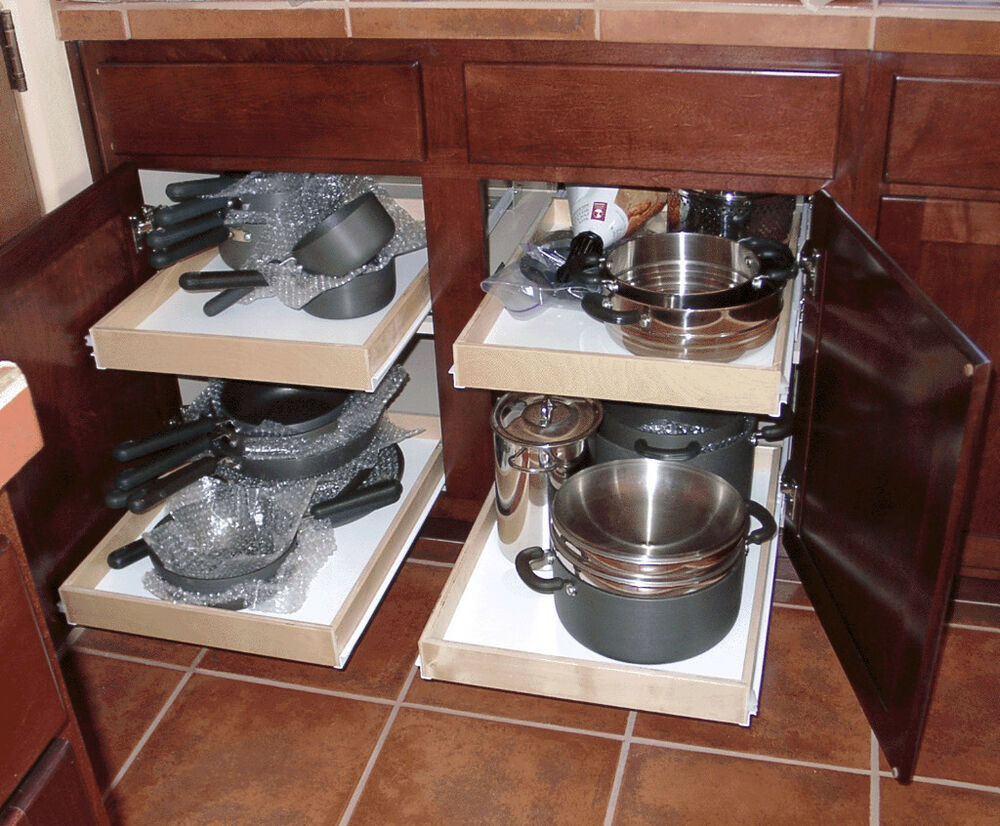 kitchen cabinet slide out shelf sliding pull out shelf 14 1 2 x 10 kitchen rollout shelves 19573