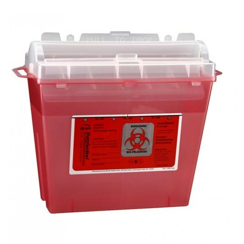 Medical & Disposable Sharps Containers | Stericycle