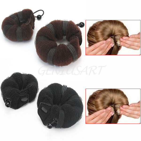hair styling tools as seen on tv 2pcs stylish hair styling tool magic updo bun maker as 3397