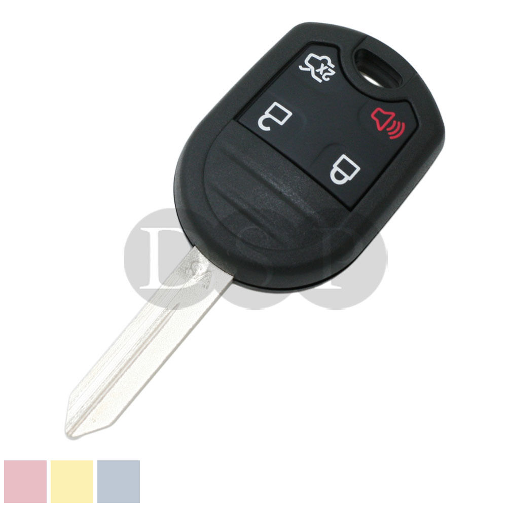 replacement remote key shell fit for ford case fob 4. Black Bedroom Furniture Sets. Home Design Ideas