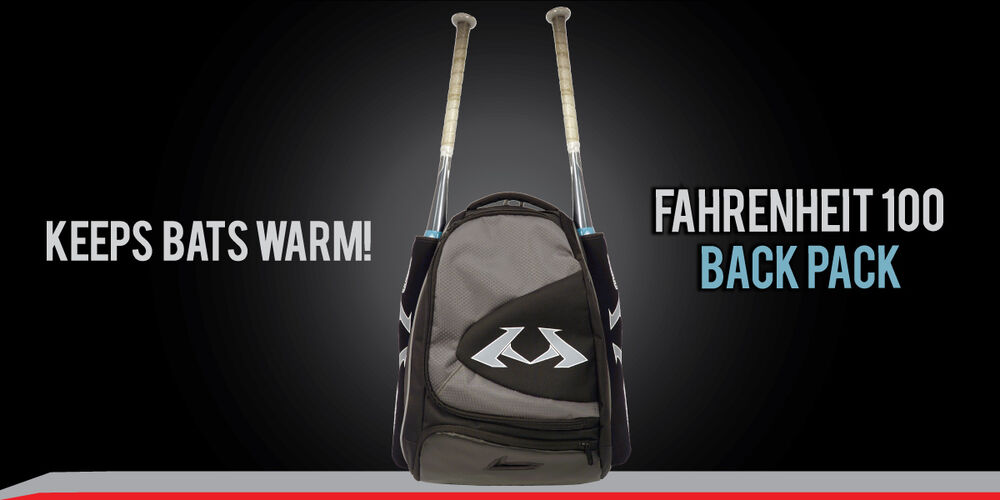 Barrel Max Bat Warmer Backpack For Rip It Bbcor Air Elite Senior Baseball Ebay