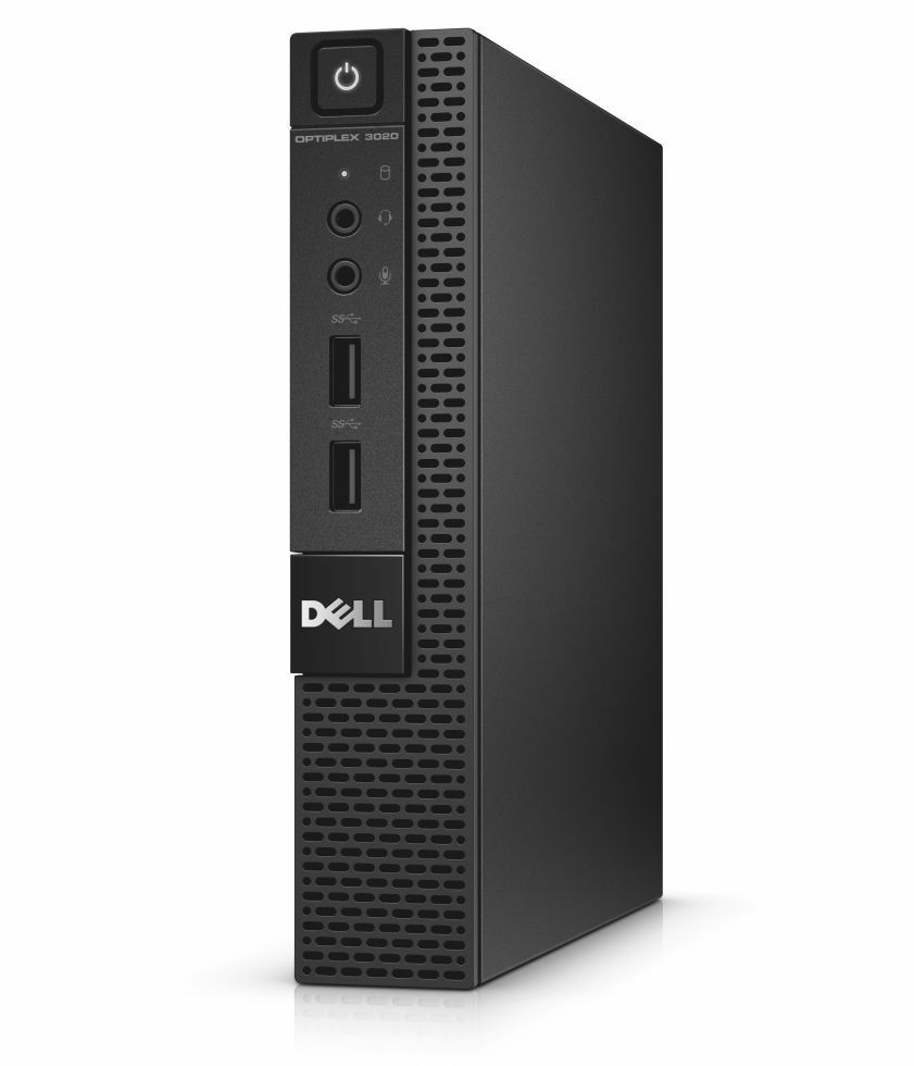 extrem kleiner dell mini pc computer optiplex 3020 micro intel core i5 windows 7 ebay. Black Bedroom Furniture Sets. Home Design Ideas