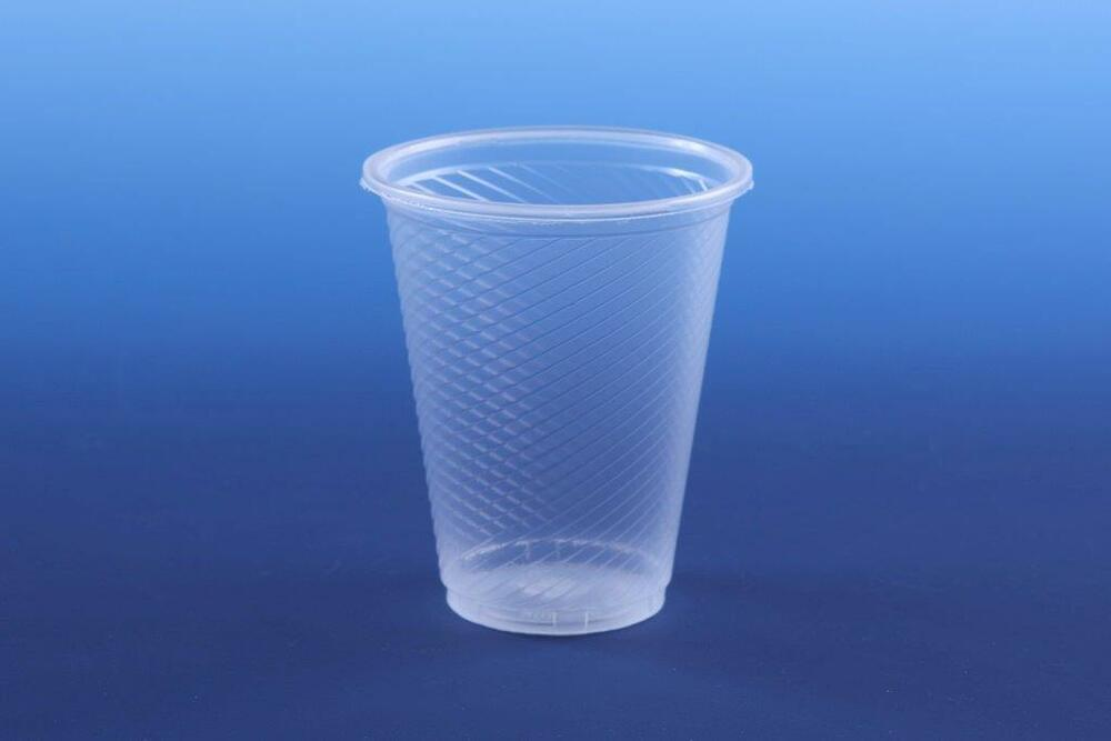 Pack Of 100 Plastic Cups Clear Party Juice Disposable Drinking Cups Ebay