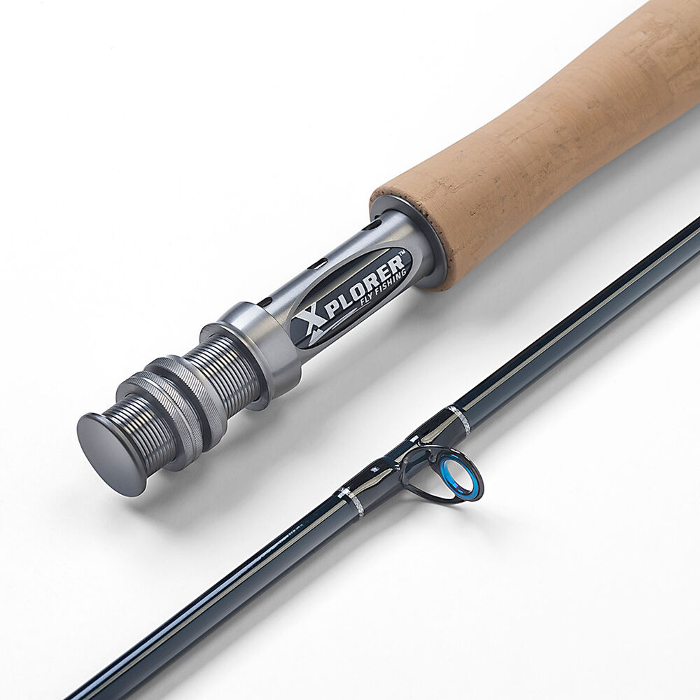 Xplorer classic 2 fly rods quality fly fishing gear ebay for Ebay fishing poles