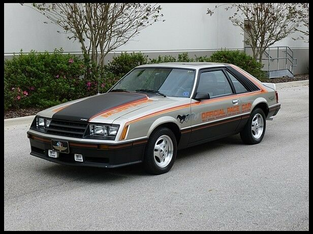 1979 Ford Mustang Cobra 5 0 Pace Car 2 Refrigerator
