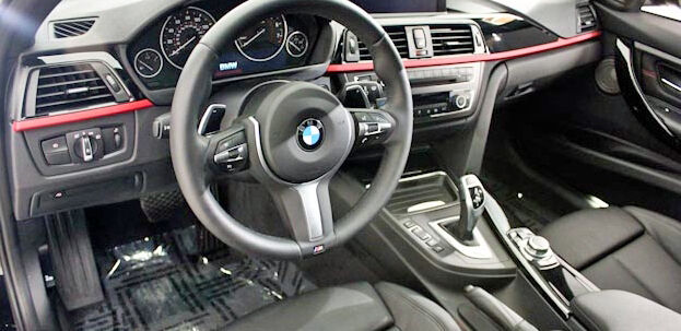 bmw oem f32 f33 4 series coupe conv diamond high gloss black interior trim kit ebay. Black Bedroom Furniture Sets. Home Design Ideas
