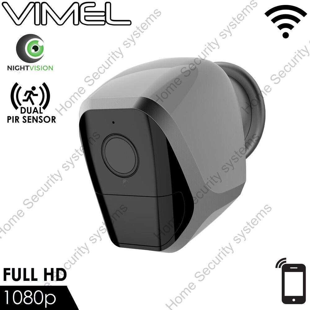 Home Security Camera Office Wireless Motion Surveillance