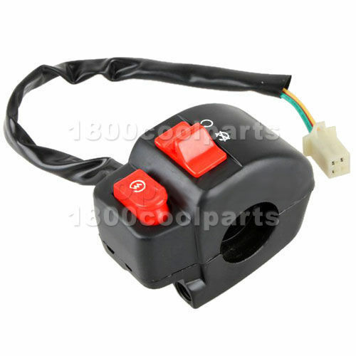 Handlebar Switch Integrated For Gy6 50cc 150cc Scooter