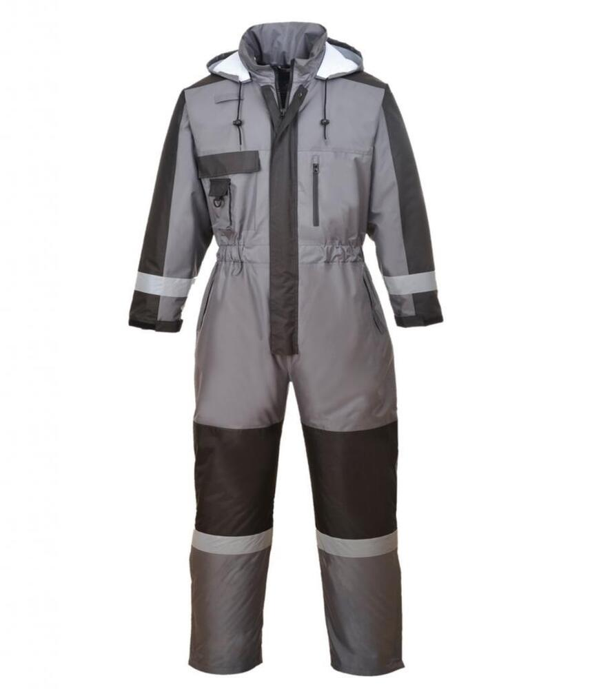 Fully Waterproof Thermal Fishing Suit Warm Padded