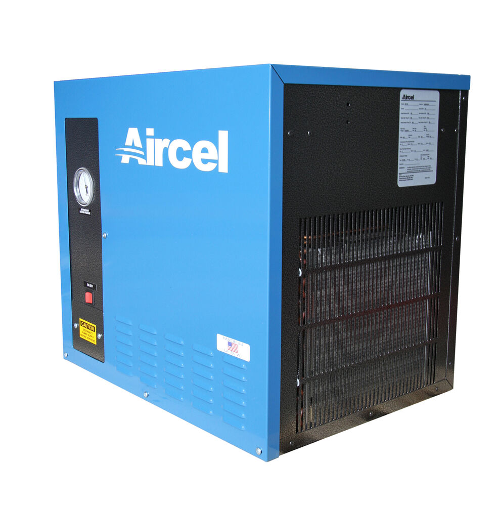 New 100 Cfm Aircel Refrigerated Compressed Air Dryer