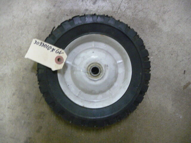 Slightly Used Giant Vac Wheel Part 33010 For Lawn