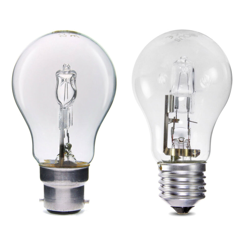 Dimmable Gls 70w 100w Halogen Energy Saving Light Bulbs