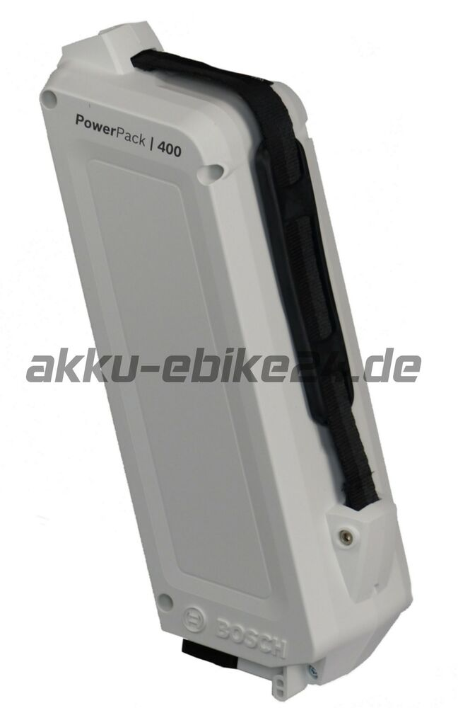 Original Bosch Akku PowerPack 400 E-Bike 400Wh/11 Ah Rahmenversion ...