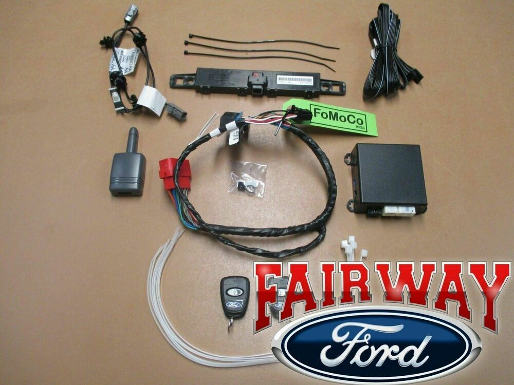 Diagram Ford Remote Starter And Alarm Installation