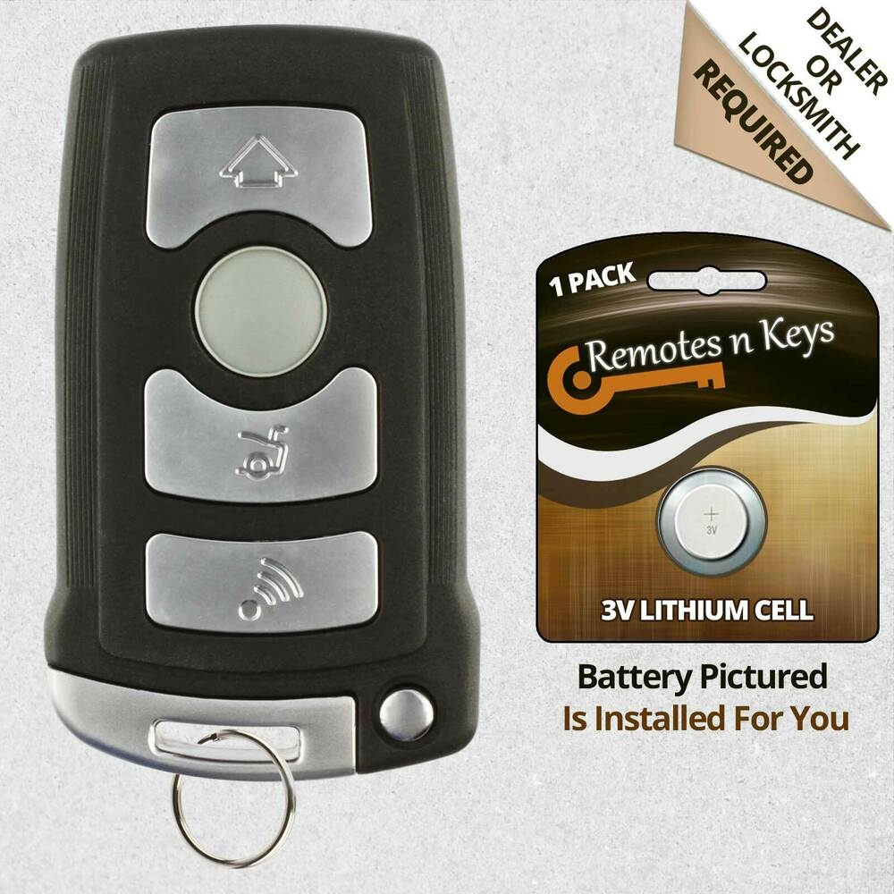 New Replacement 7 Series Smart Key Keyless Entry Remote