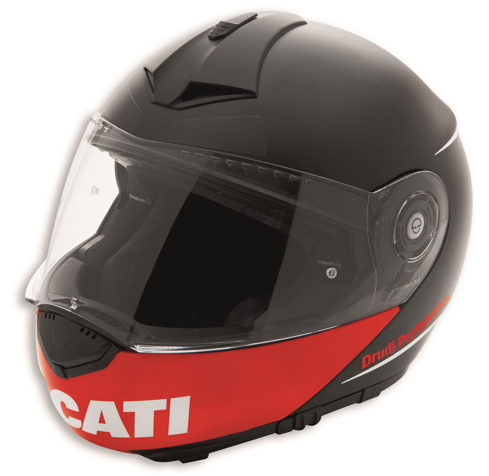 ducati schuberth c3 pro strada ds klapphelm helm helmet. Black Bedroom Furniture Sets. Home Design Ideas