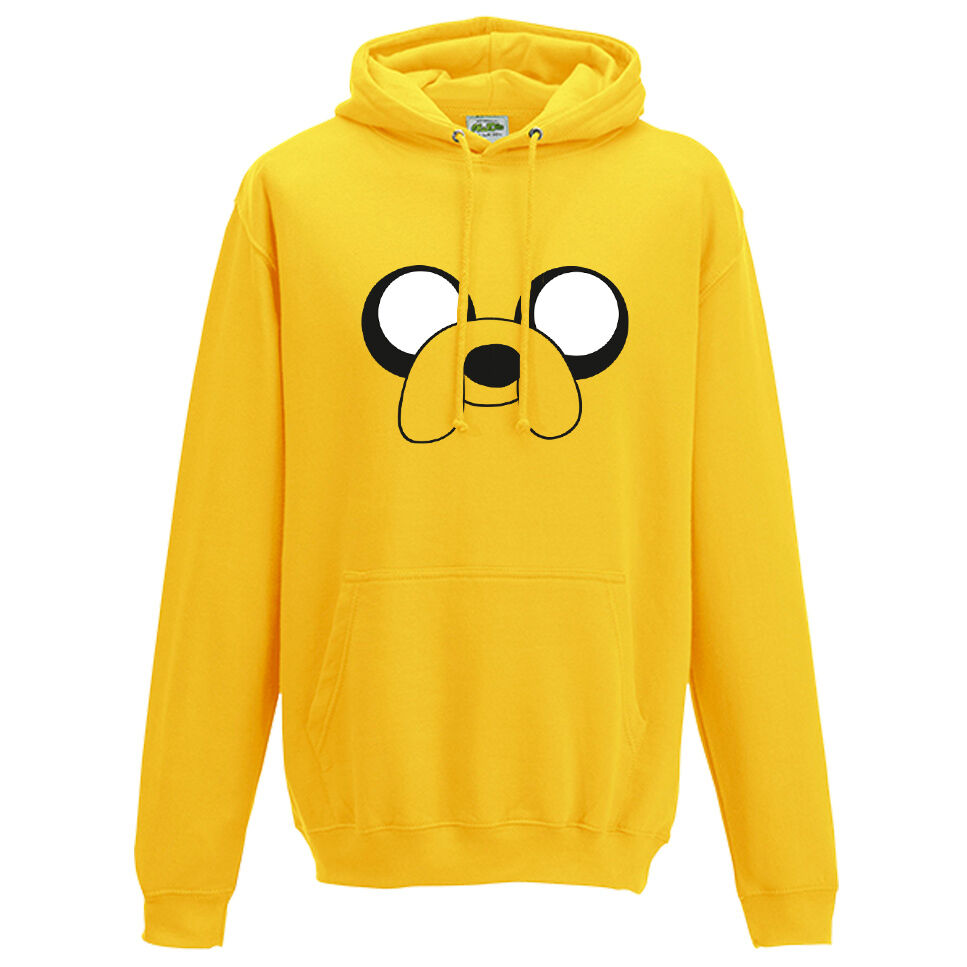 Adventure Time Jake The Dog Hoodie Inspired Funny Design
