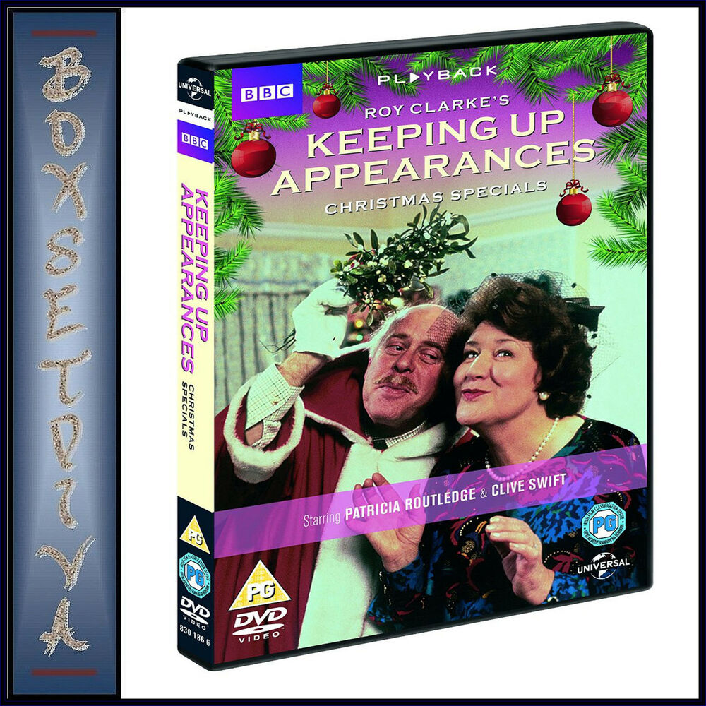 Keeping up appearances the christmas specials brand for Christmas movies on cable tv tonight