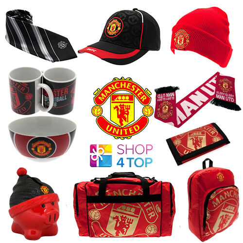Manchester United Fc Football Club Official Fan Apparel