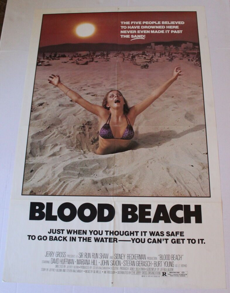 Poster from movie beaches