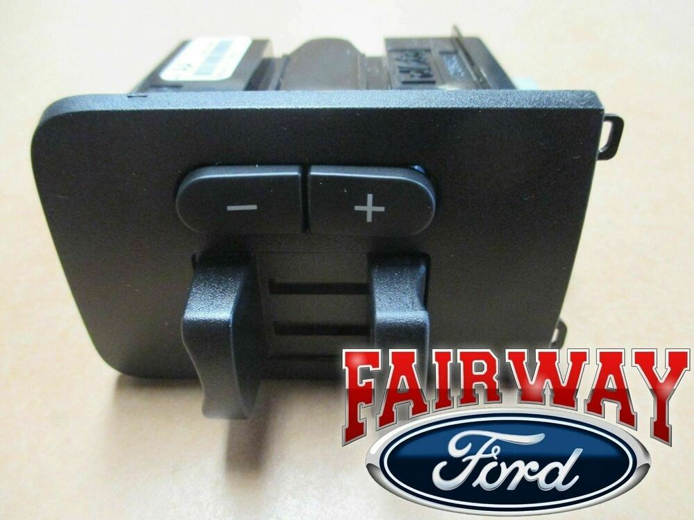 11 Thru 16 Super Duty F250 F350 Oem Ford In Dash Trailer