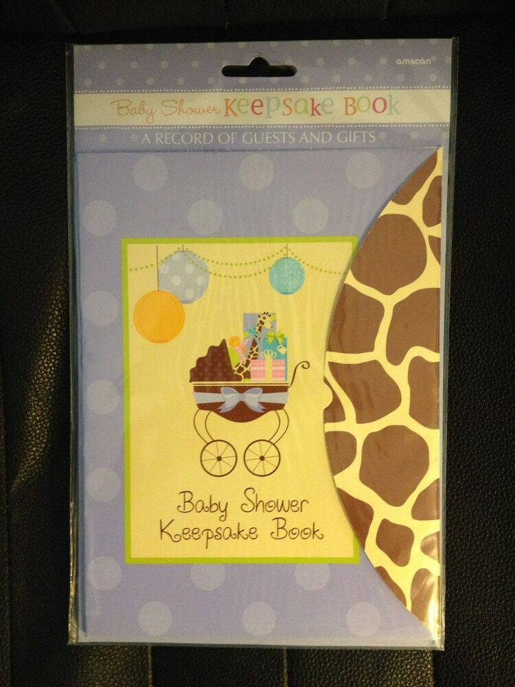 modern mommy baby shower keepsake book mommy to be party supply nip