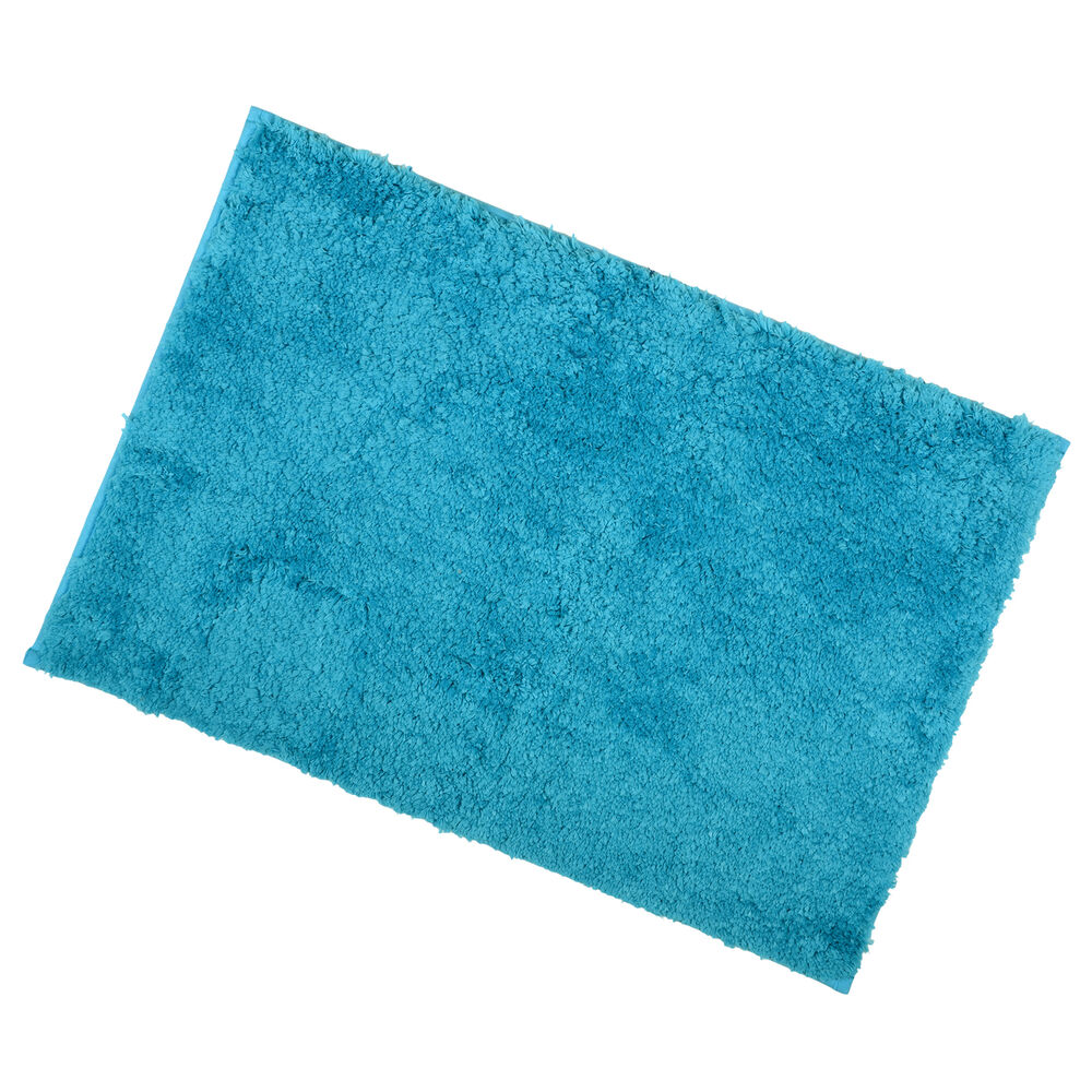 Unique Bathroom Rug  Turquoiseteal And Blue  Pinterest  Bathroom Rugs