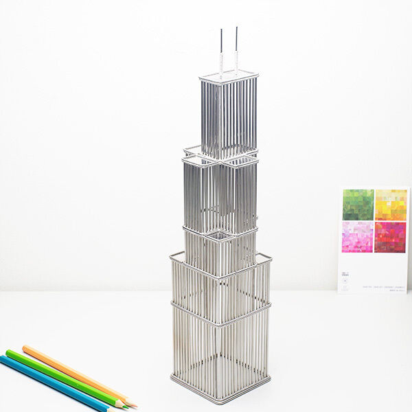 Willis Tower Formerly Sears Tower Wire Model Replica