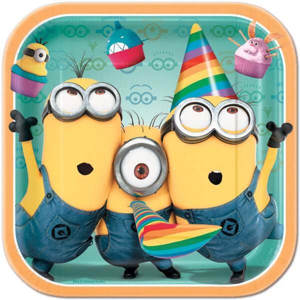 Grab some beach balls and some friends and celebrate the summer launch of Despicable Me. Tonya has put together fun food ideas, free printables, and a tutorial to make a Purple Evil Minion pinata. Make Life Lovely shares her easy party decor idea by making minions from yellow paper lanterns.