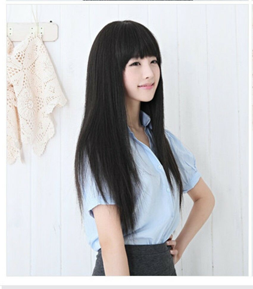 sexy straight hair styles new fashion 7889 | s l1000