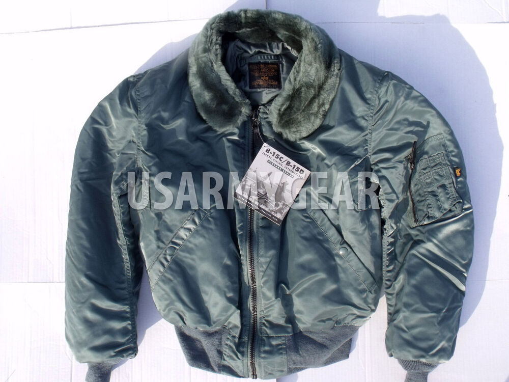 B-15 Flight Jacket | eBay