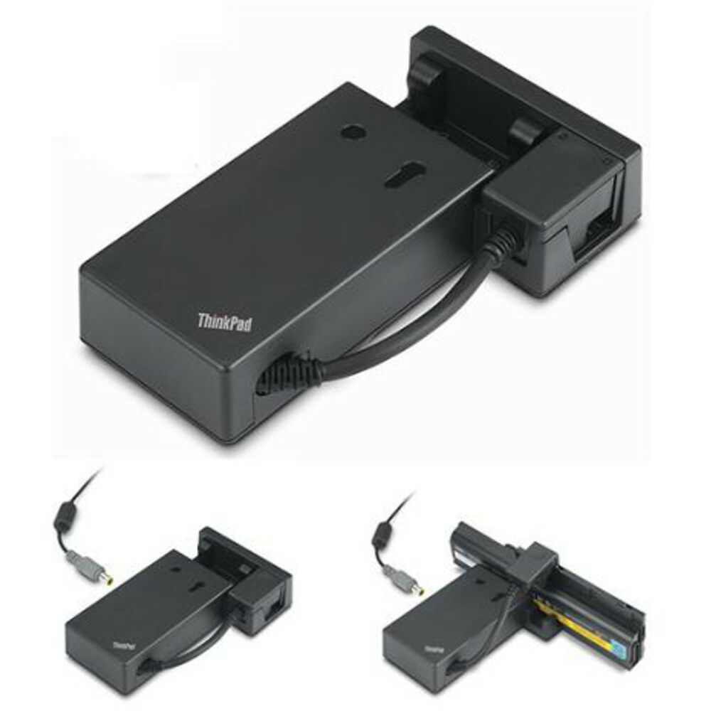 New Lenovo External Battery Charger For Thinkpad T400 T410