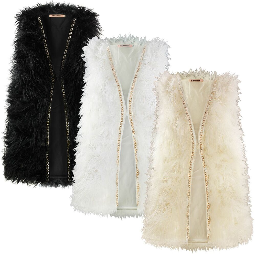 Ladies Fashion Vests
