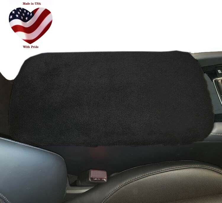 CAR CENTER ARMREST CONSOLE COVER FITS 2015 2016 TOYOTA
