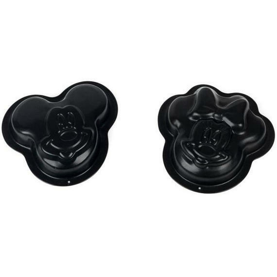Disney Cake Decorating Moulds : MICKEY MOUSE / MINNIE DISNEY CAKE DECORATING TIN MOULD ...