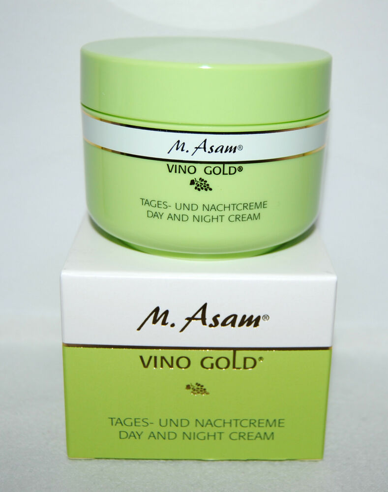 m asam vino gold day and night cream 100ml made in. Black Bedroom Furniture Sets. Home Design Ideas