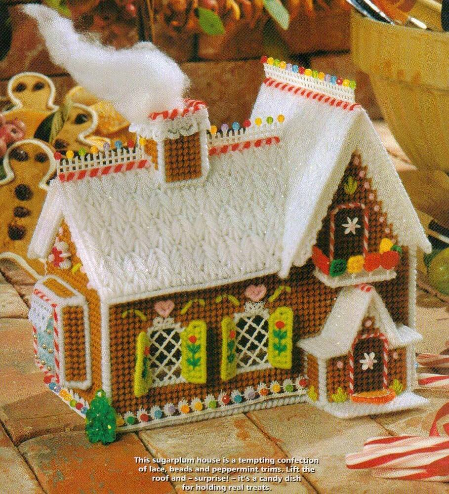 Jan brett christmas trolls coloring page - Canvas Gingerbread House Pattern Search Results Fun Coloring Pages