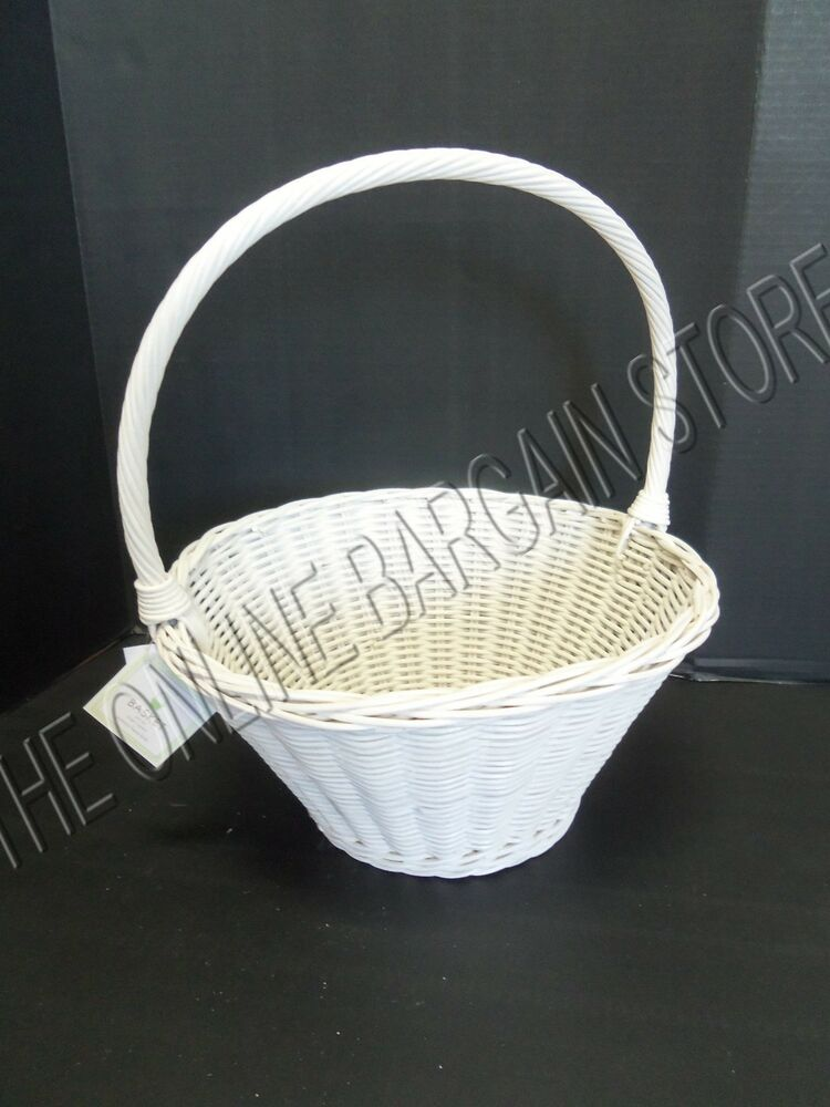 Pottery Barn Kids Sabrina Easter Egg Bunny Wicker Basket