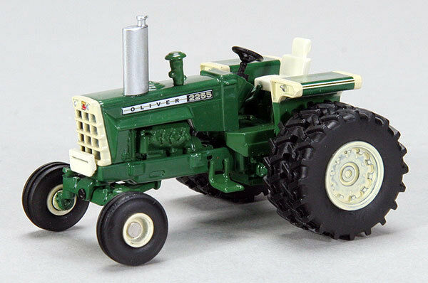 Oliver S Tractor Dual Wheels : Speccast oliver tractor w rear duals ebay