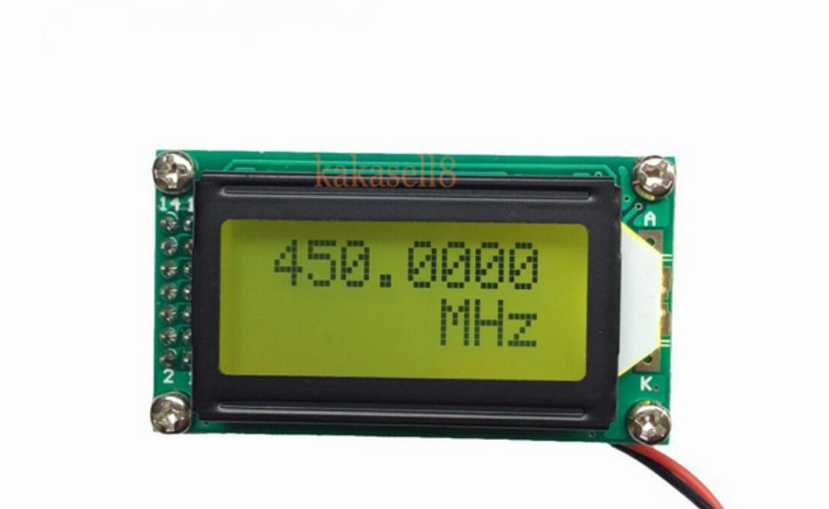1 mhz 1 2 ghz frequency counter tester measurement for for Radio boden 98 2 mhz