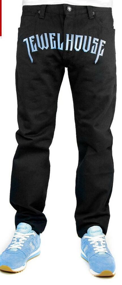 NWT MEN AUTHENTIC JEWEL HOUSE JH54243 PANTS JEANS LIL BOOSIE COLLECTION |  EBay