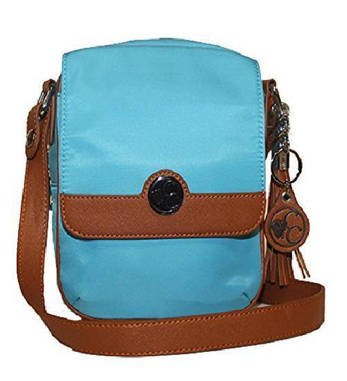 Concealed Carrie Concealed Carry Turquoise Crossbody ...